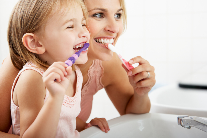 Parents Using Too Much Toothpaste When Brushing Their Kids' Teeth