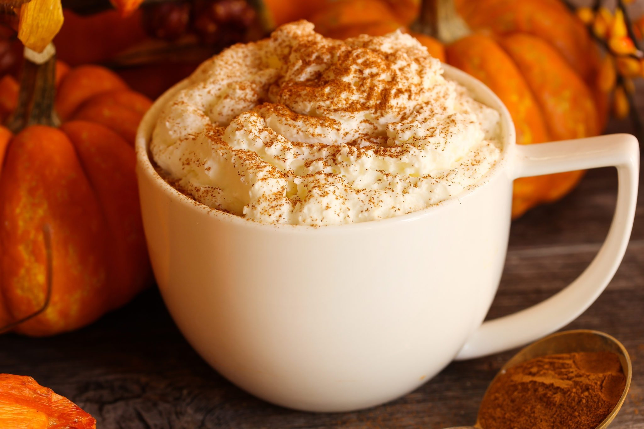 Be Weary of the Pumpkin Spice Latte