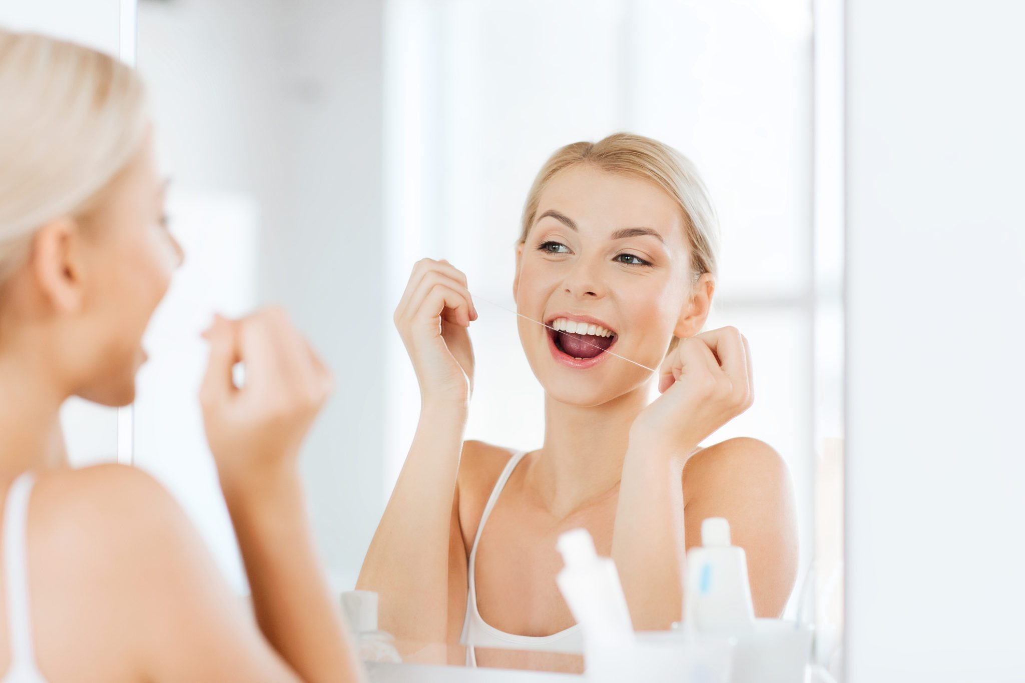 Should You Brush Before Or After Flossing