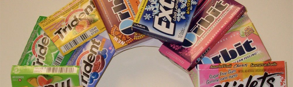 Chewing Gum May Remove as Much Bacteria as Brushing
